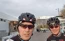 La cyclo la  BISOU le 08/04/2018  avec  nos teamers Seb et Jean